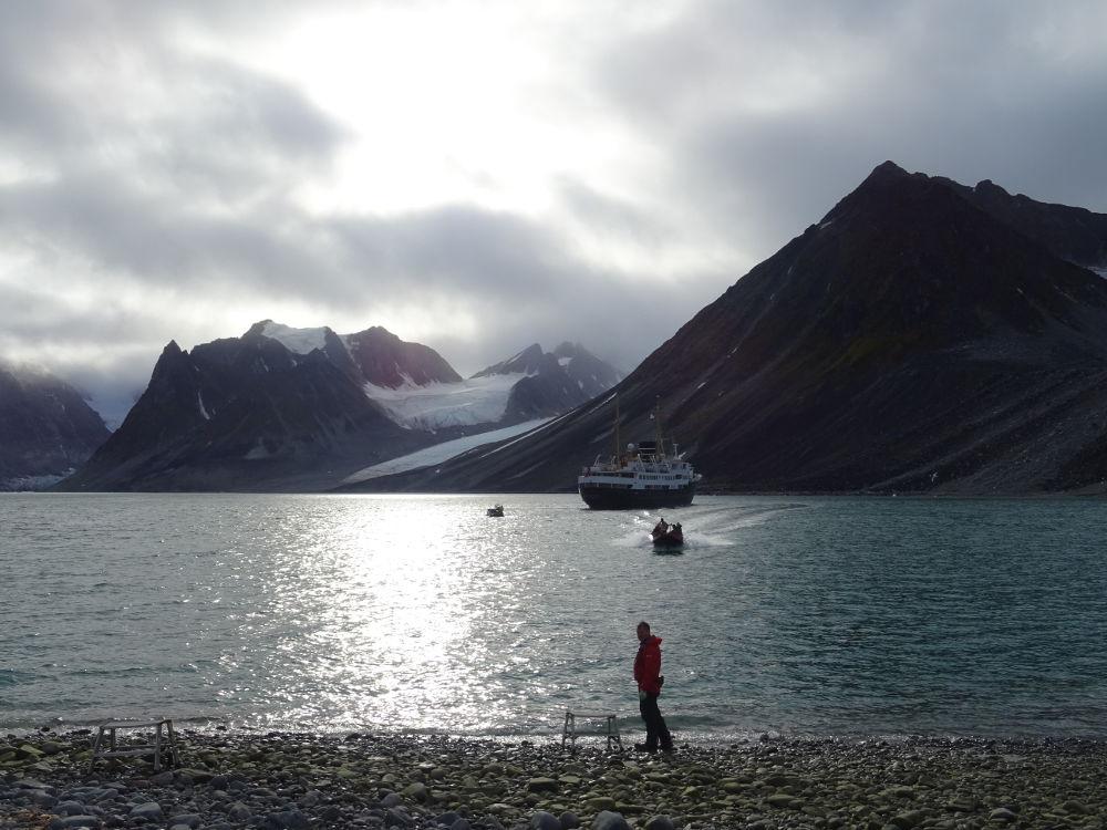 Hurigruten - Nordstjernen-Magdalenfjorden