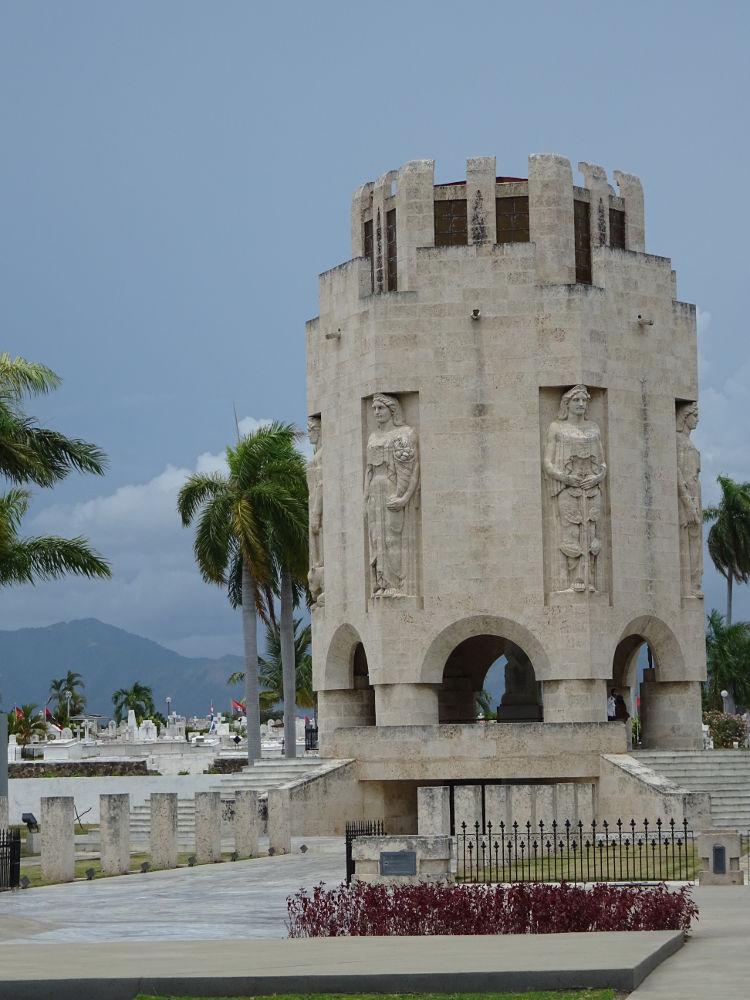 Cuba - Santiago de Cuba - Cementerio Monumental - Mausoleo Josè Martì