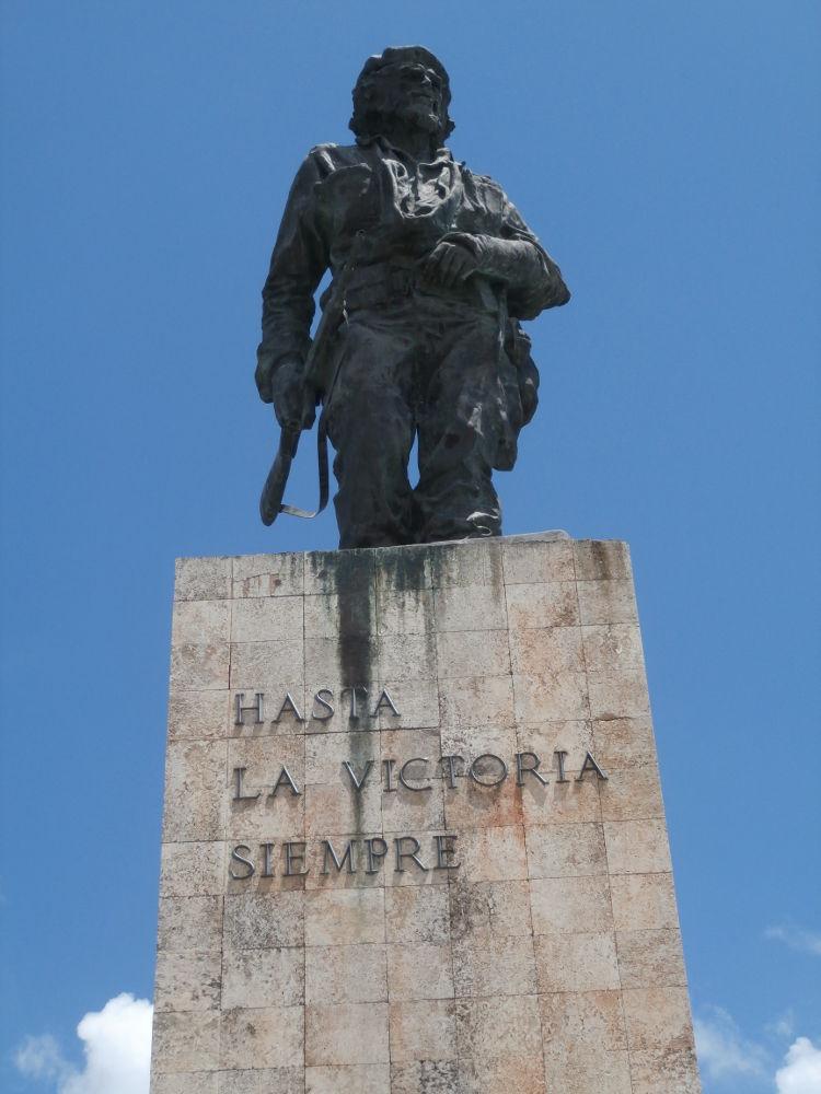 Cuba - Santa Clara - Mausoleo di Che Guevara