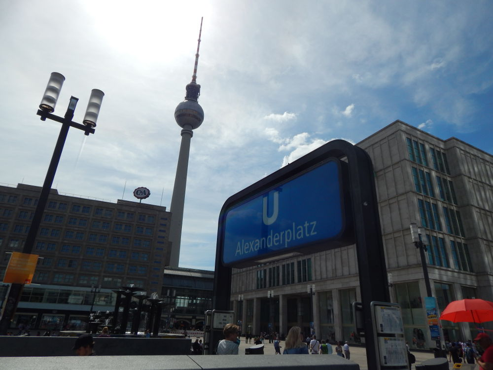 Alexanderplatz-Berlin