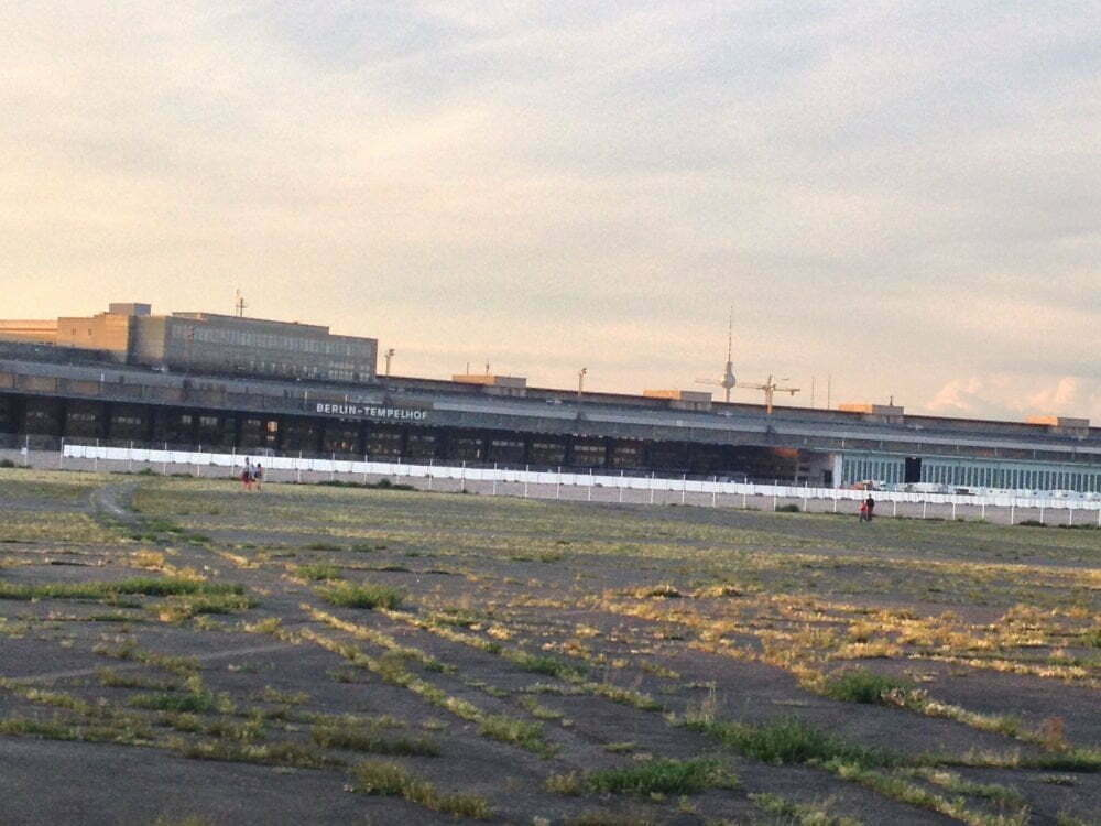 Germany - Berlin - Tempelhof Airport