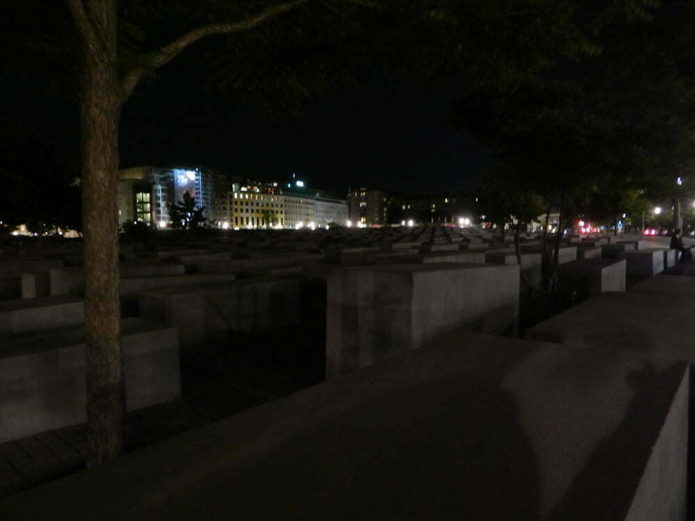 Germany - Berlin - Holocaust Memorial