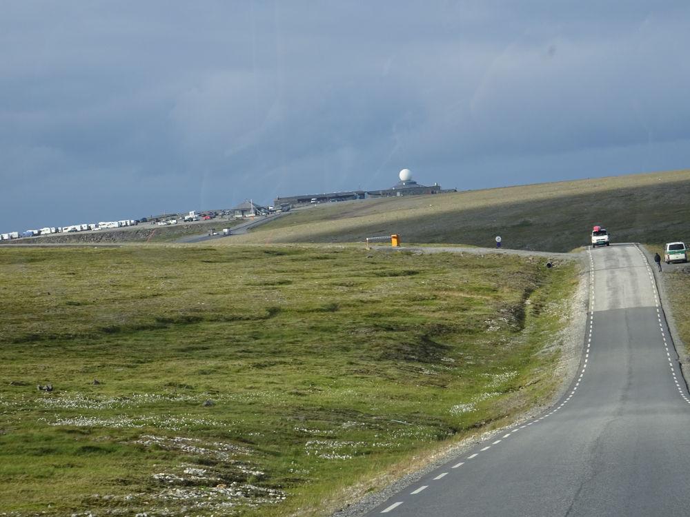 viaje al Cabo Norte - como llegar a Nordkapp
