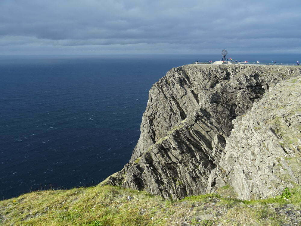 Norway - Nordkapp - from afar