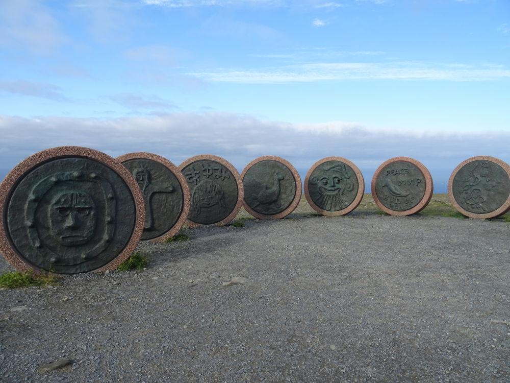 Nordkapp - chicos de la tierra