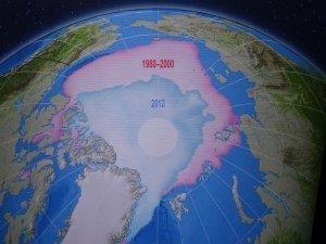 geografía ártica