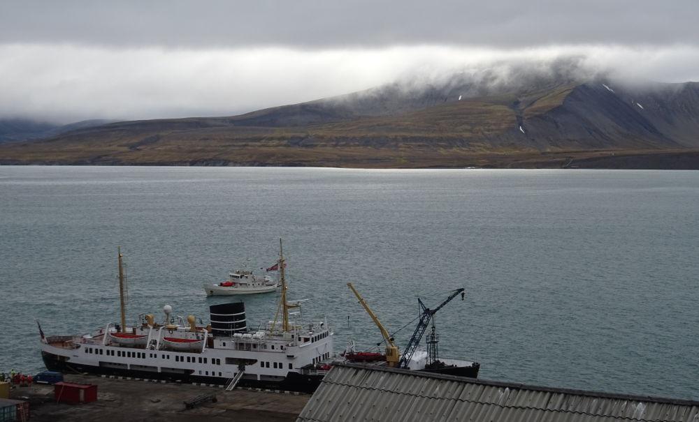 Barentsburg fjord - Svalbard Islands