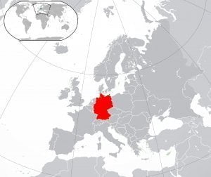 geographical germany