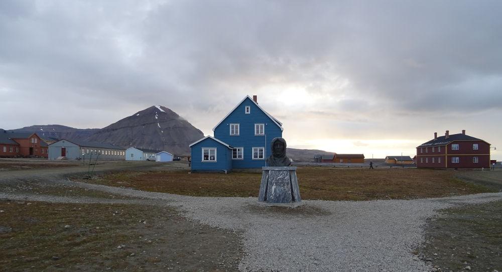 Ny-Ålesund-Amundsen