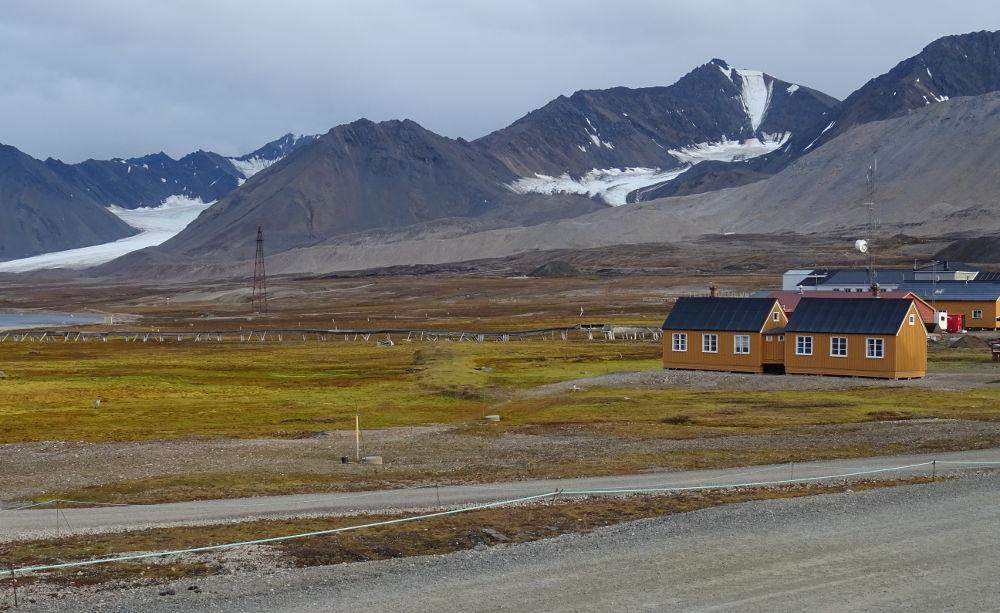 Ny-Ålesund-homes