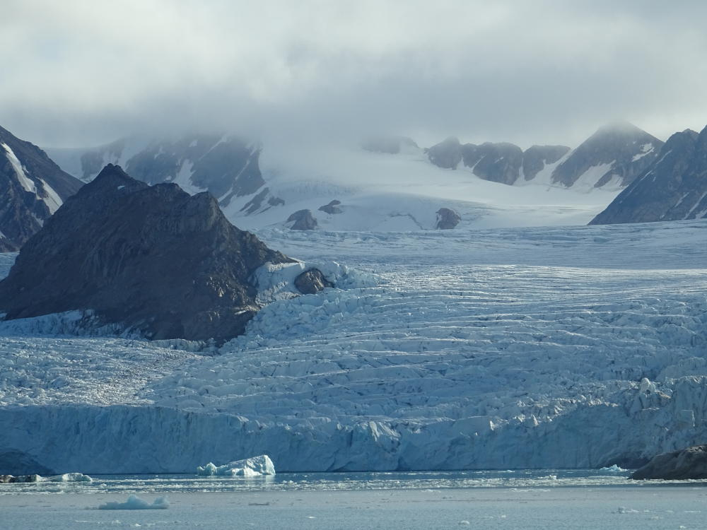 Isole Svalbard - Smeerenburg Glacier