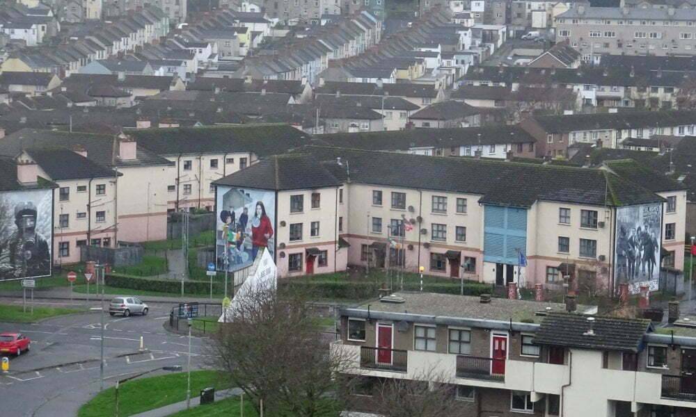 Ireland - Derry - the Bogside