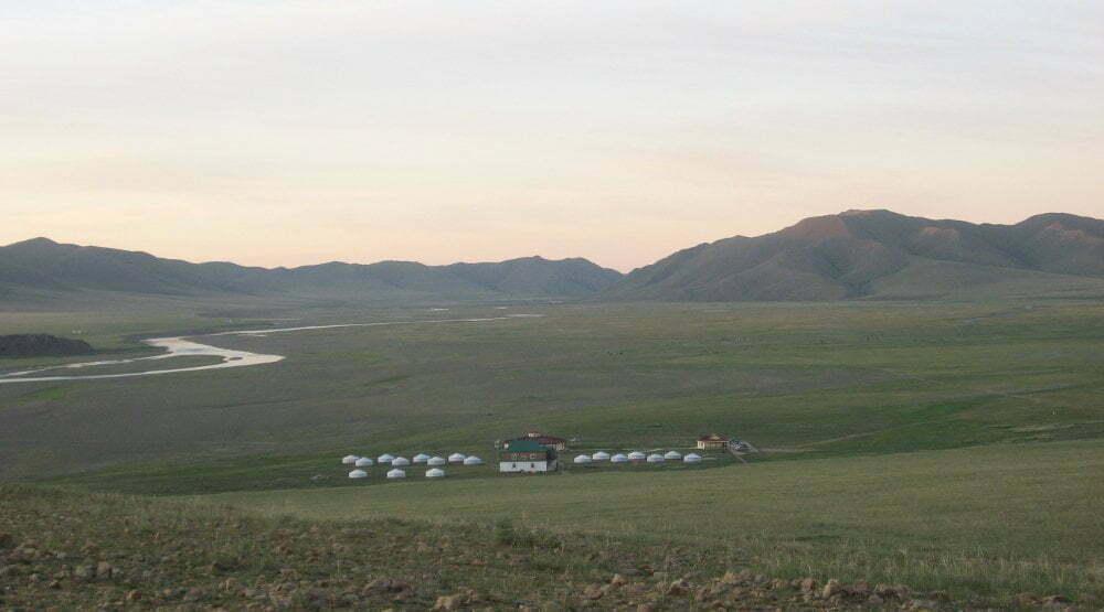 Mongolia - Gun Galuut - alba