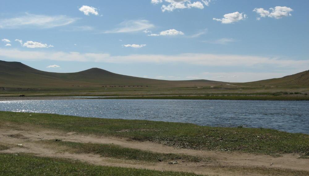 Mongolia - Gun Galuut - paesaggi