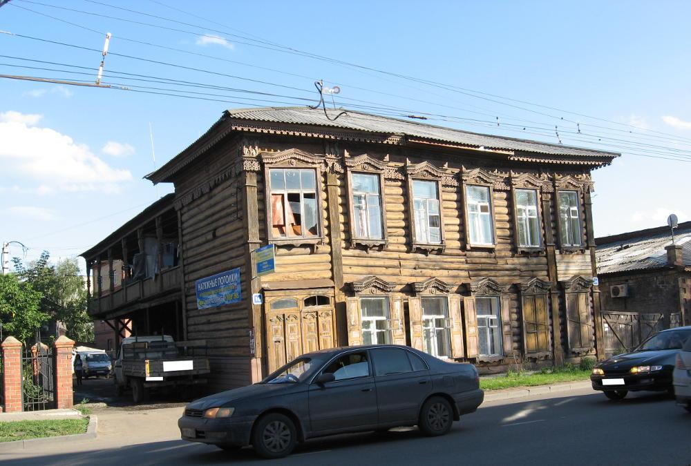 via Irkutsk