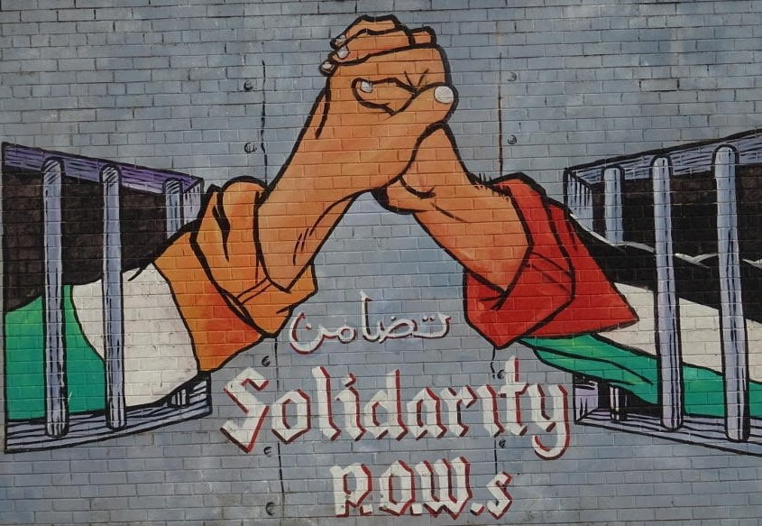 Belfast-Palestina-murales