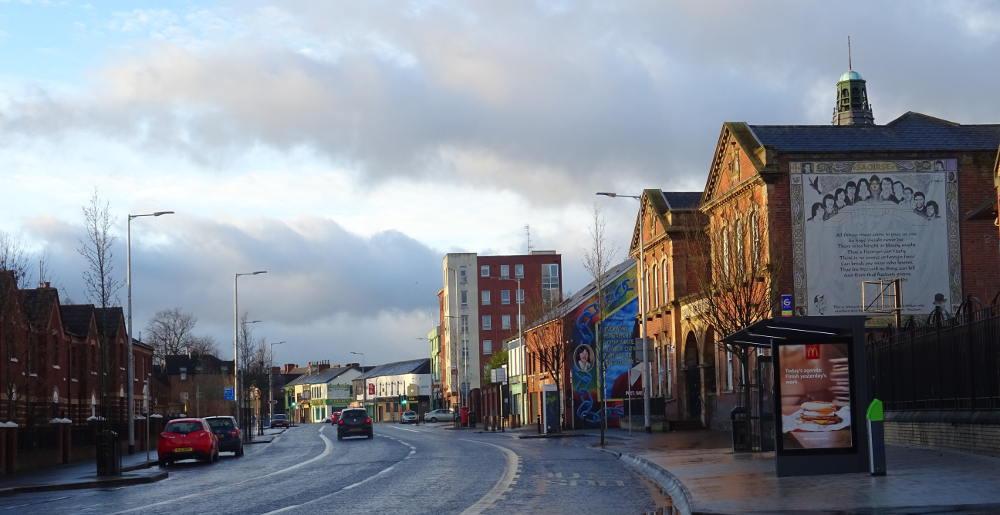 Belfast-falls-road-