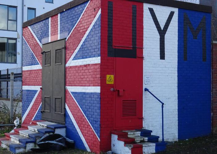 Belfast-uym-murales