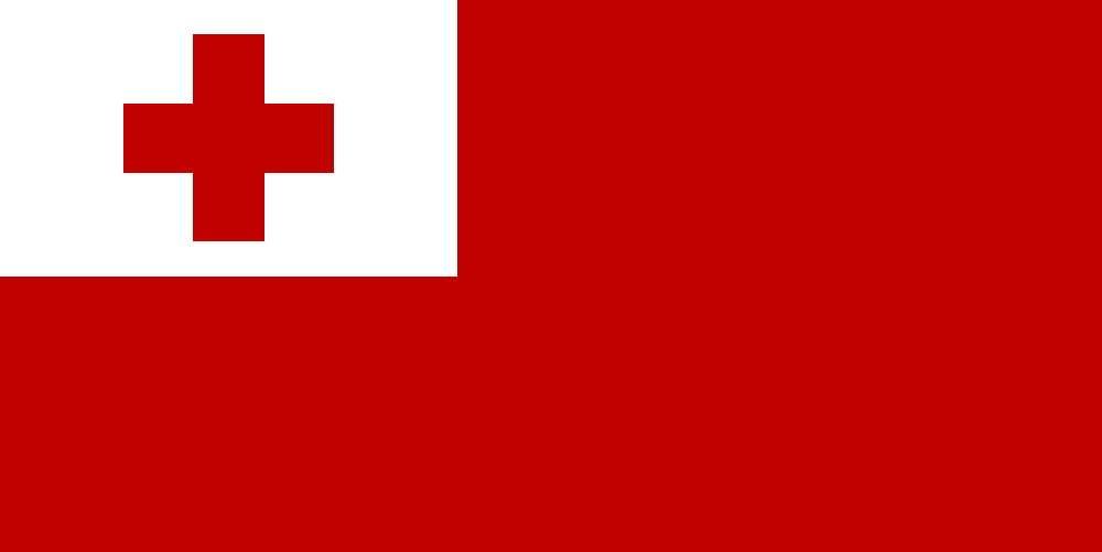Bandiera di Tonga