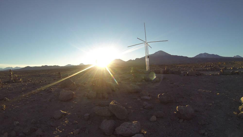 Chile - San Pedro de Atacama - Tropico de Capricornio