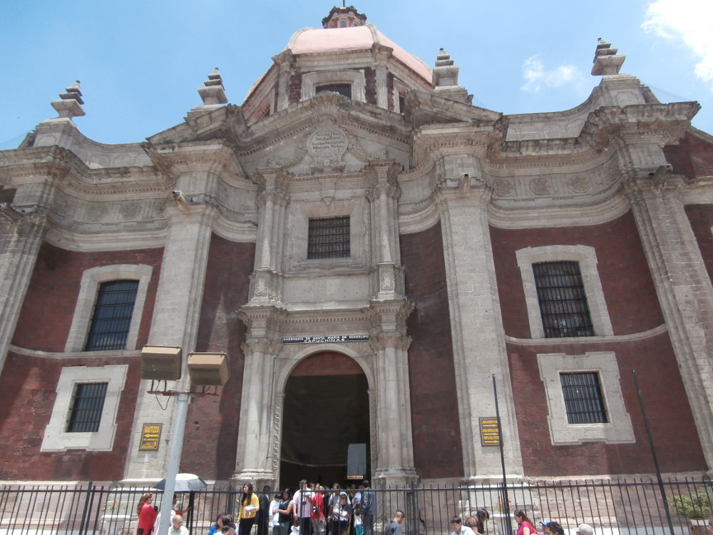 Messico-Città-del-Messico-Zocalo