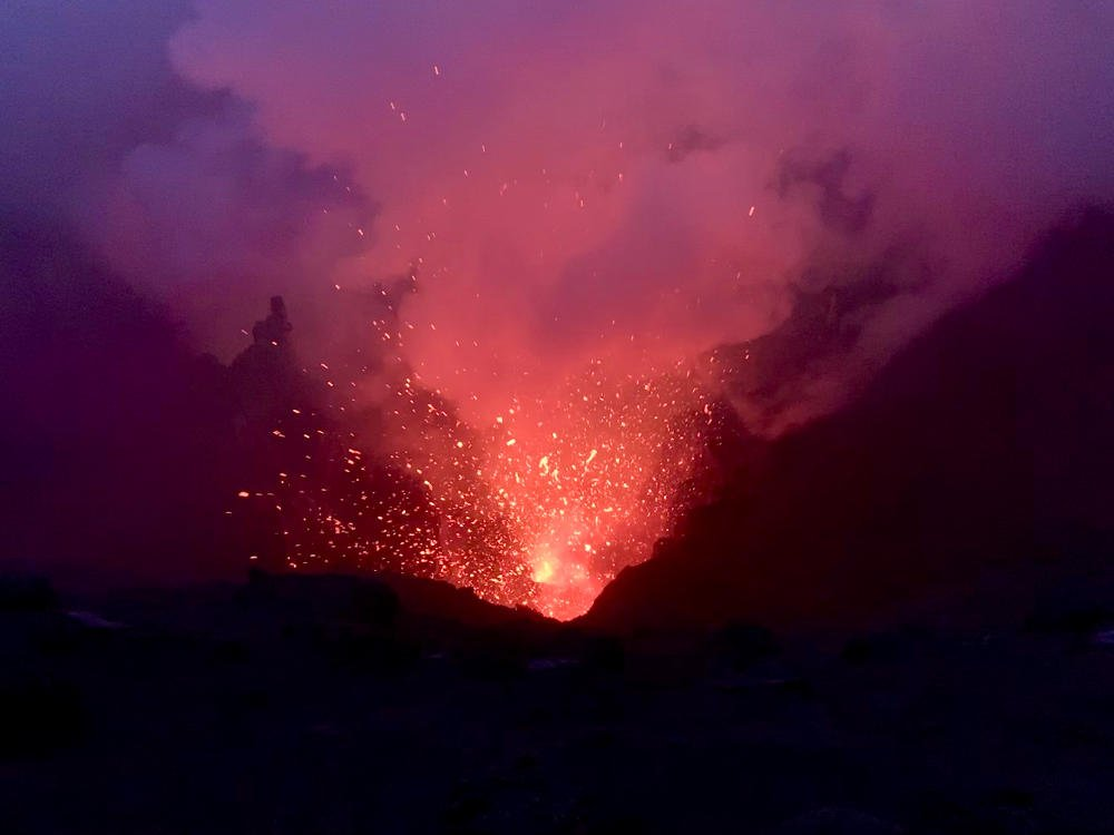 Vanuatu-Tanna Island-Volcano