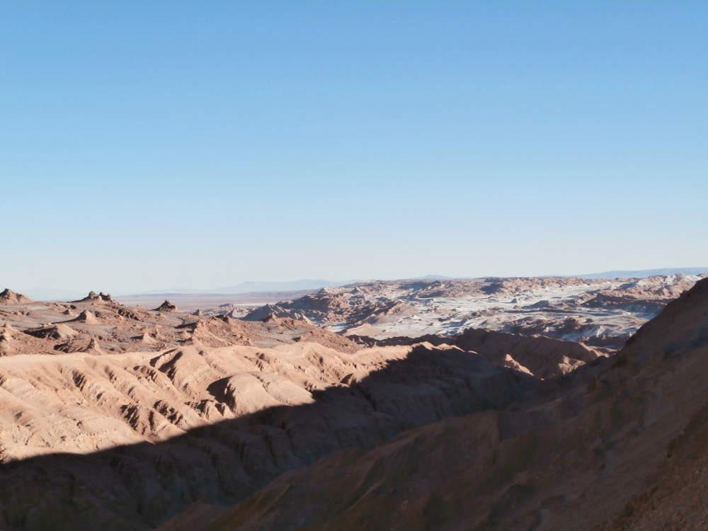 Chile - Desierto de Atacama - Valle de la Luna
