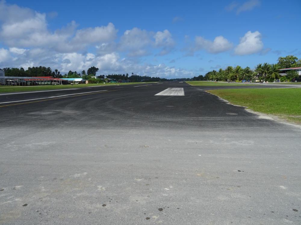 Tuvalu-Funafuti-Airport
