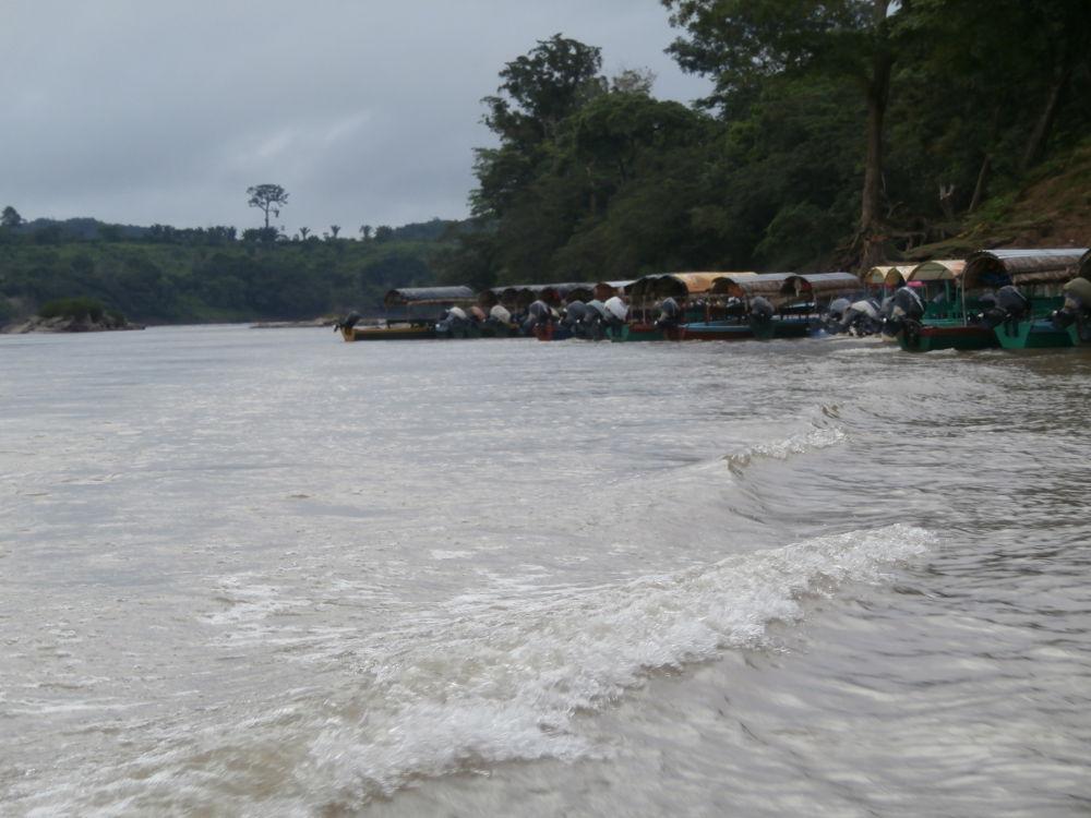 Messico-Yaxchilan-fiume