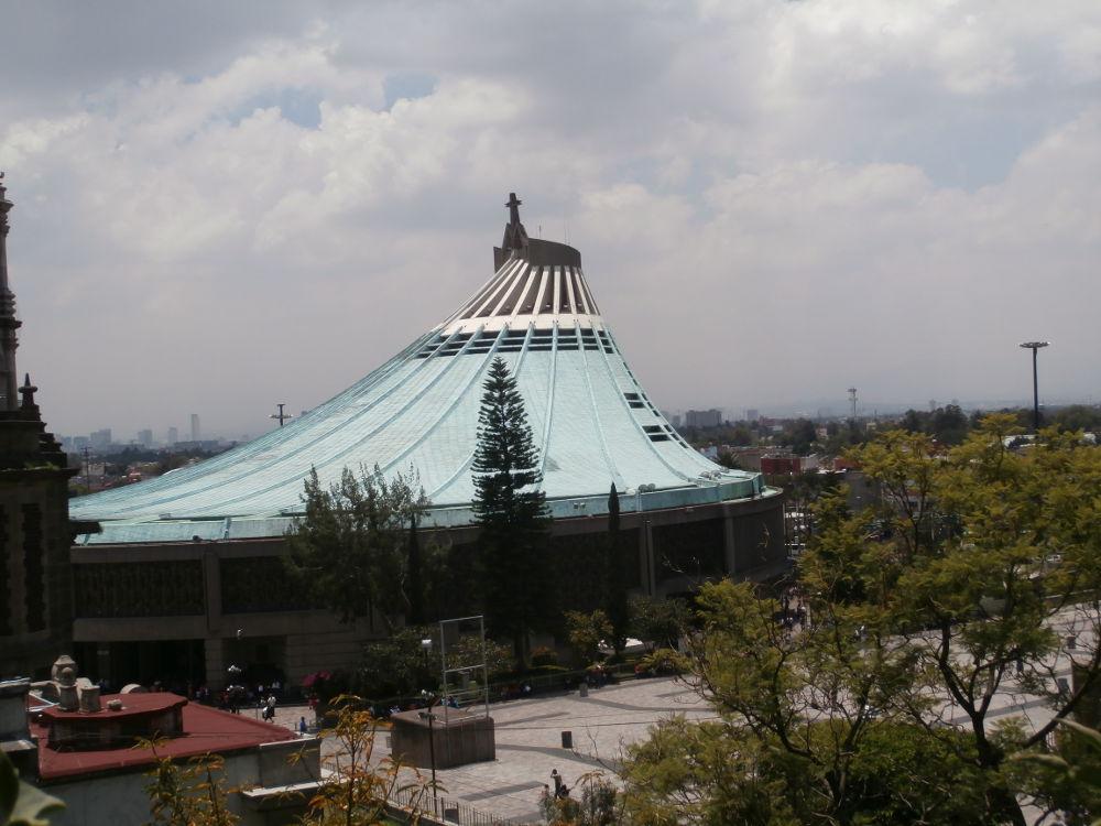 Messico-Città-del-Messico-Basilica-di-Nostra-Signora-di-Guadalupe