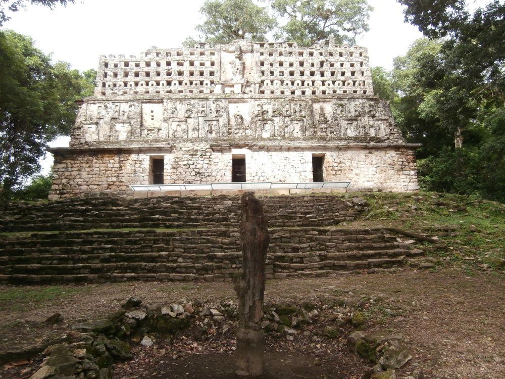 Mexico-Yaxchilan-ruins