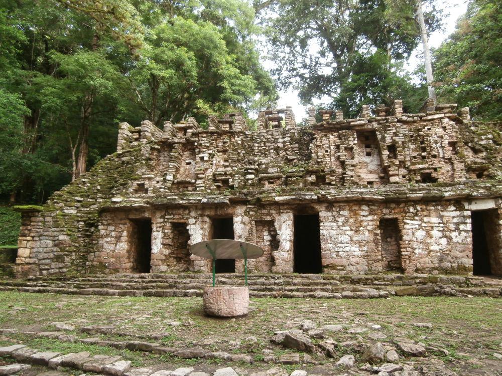Messico-Yaxchilan-rovine