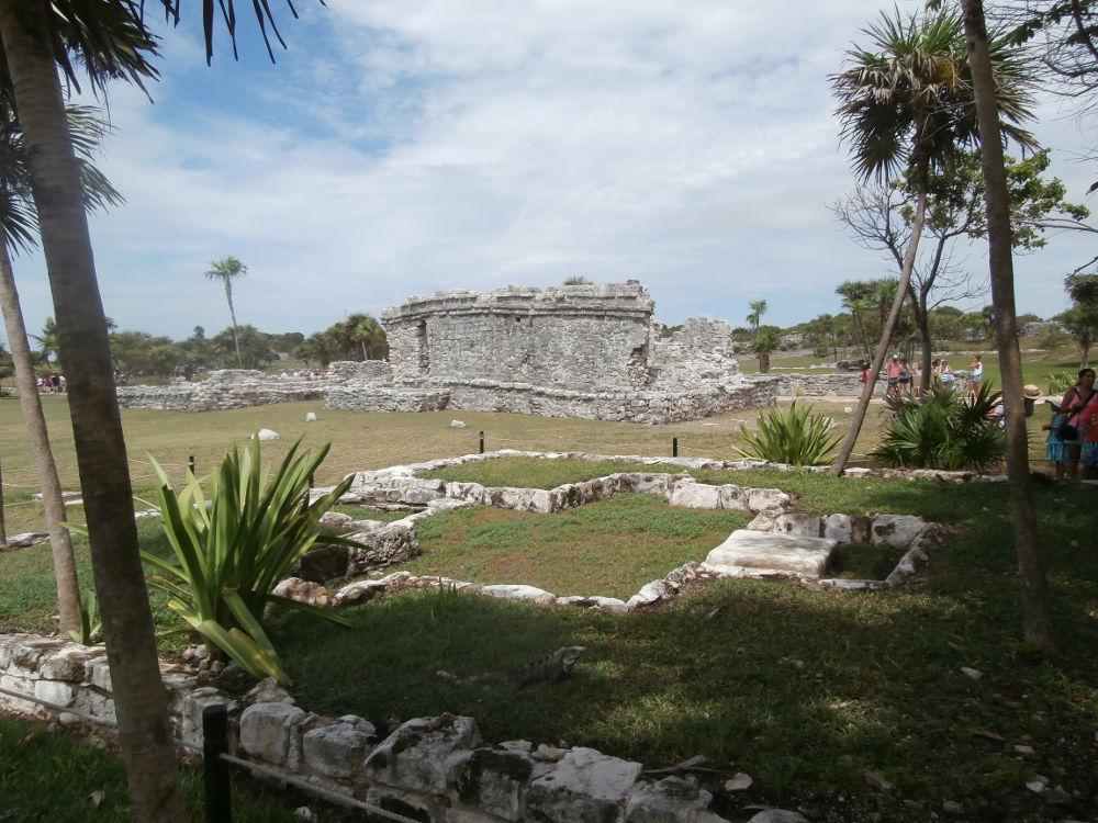 Messico-Tulum-rovine