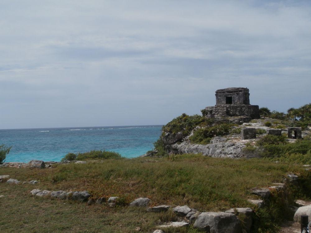 México-Tulum-castillo