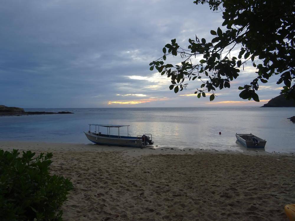 Fiyi - Islas Yasawa - Isla Barefoot Manta