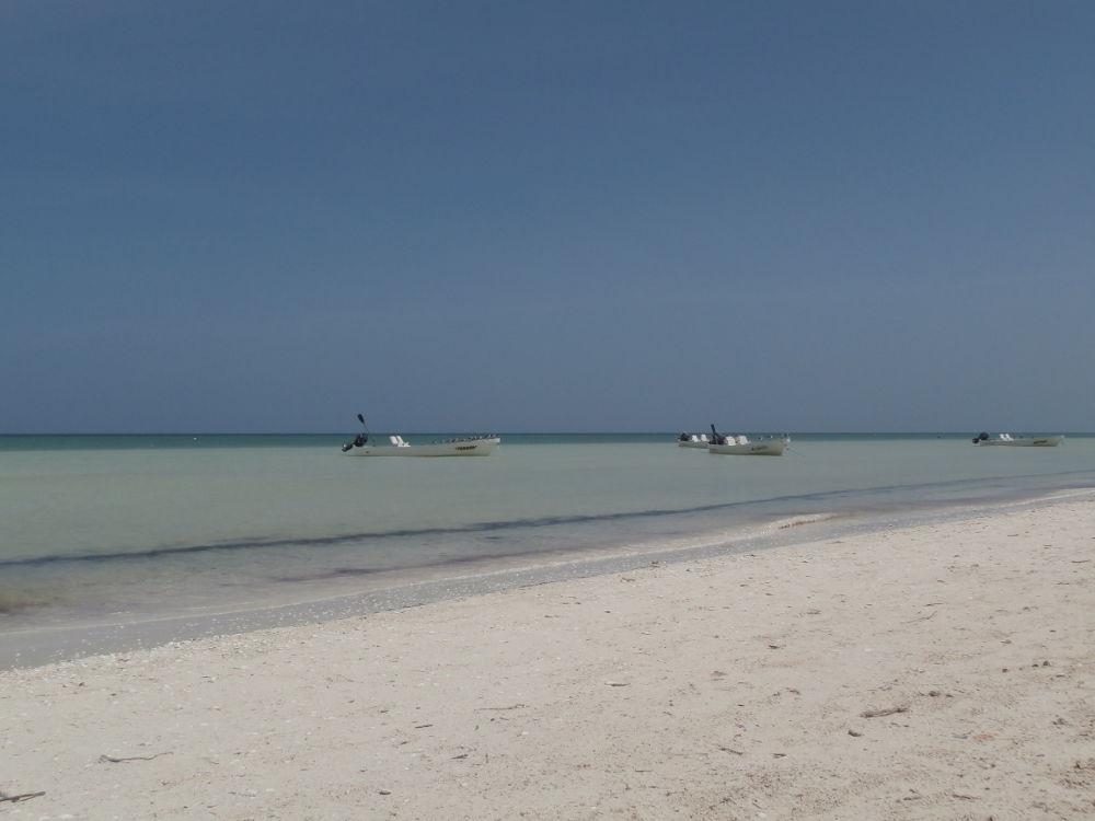 Messico-Isla-Holbox-barche