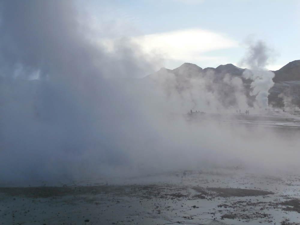 Chile - San Pedro de Atacama - Geyser del Tatio Mallku
