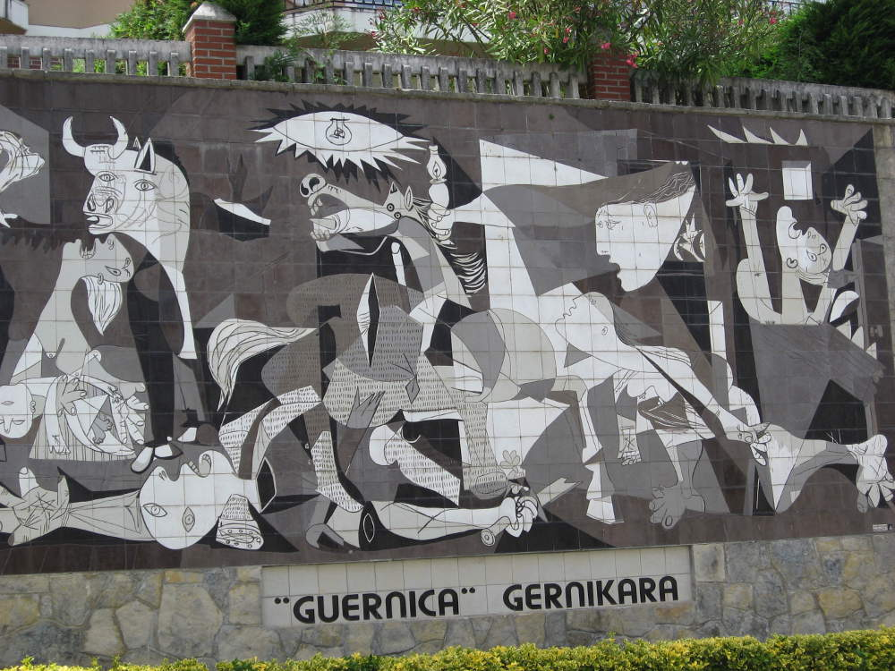 Basque Country - Gernika/Guernica