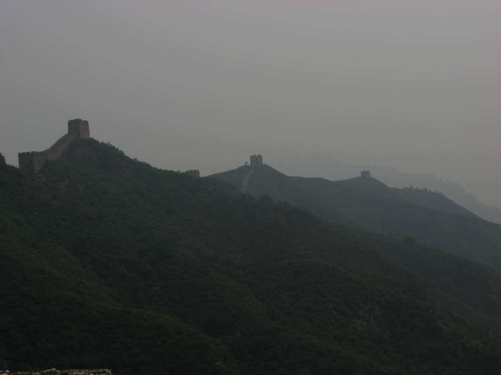 China - Beijing - Great Wall of Jinshanling