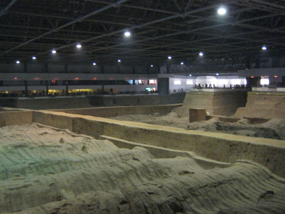 China - Xi'an - Terracotta Army