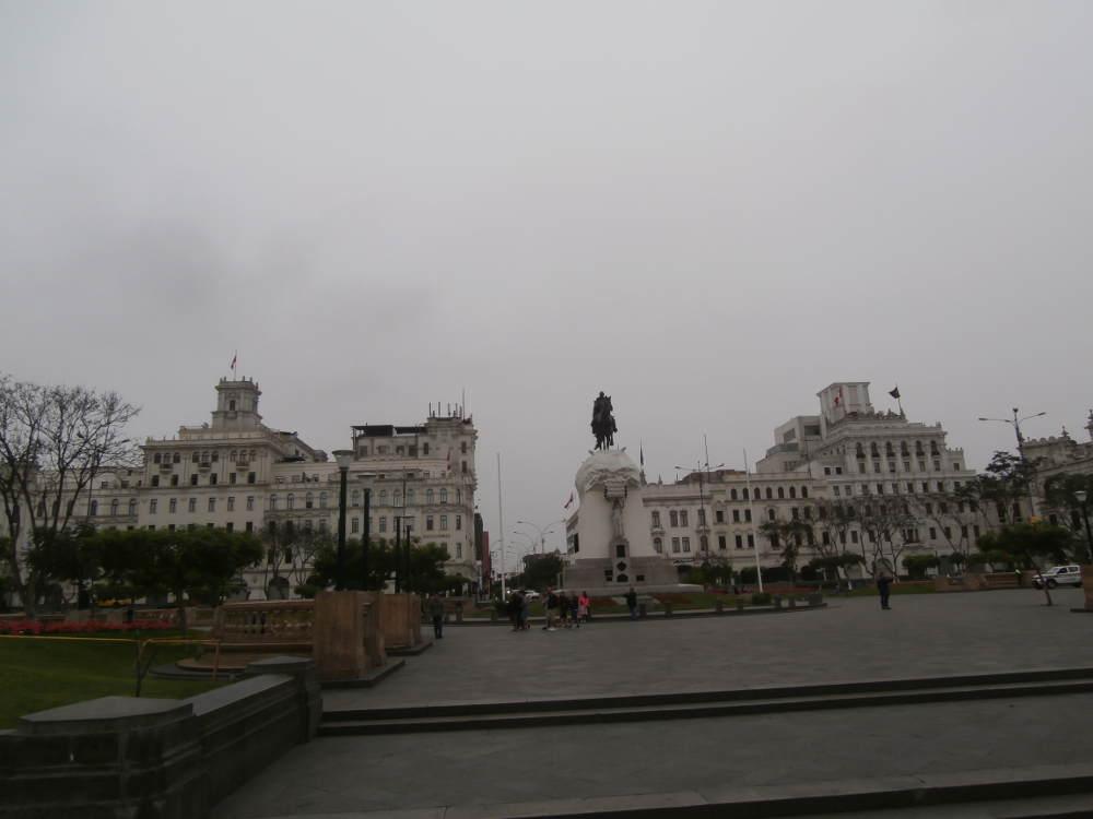 Peru - Lima - Gran Hotel Bolivar