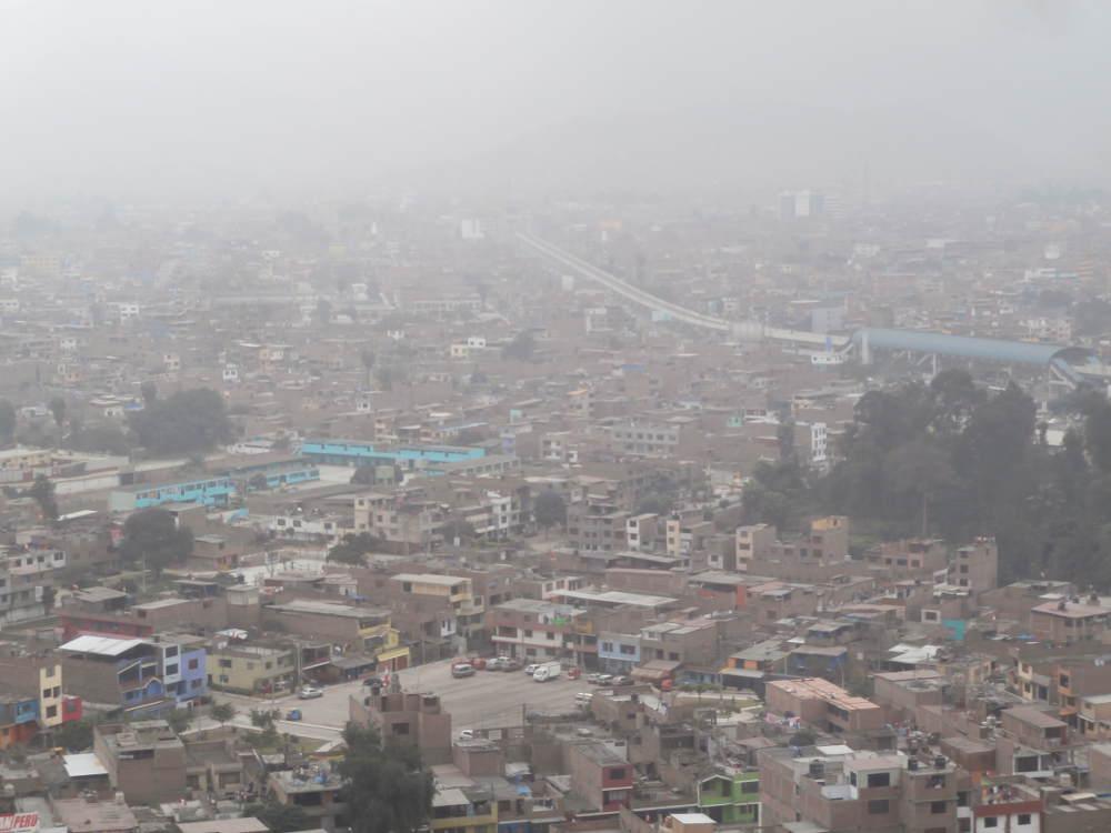 Peru - Lima - Cerro San Cristobal