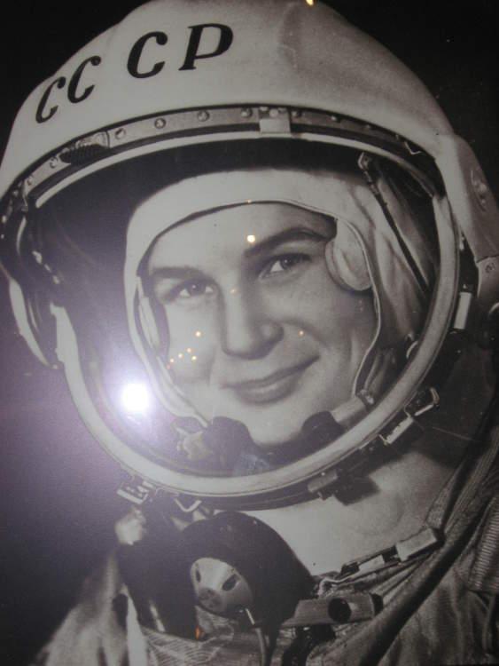 Rusia - Moscú - Museo de Cosmonautas - Юрий Гагарин - Yuri Gagarin