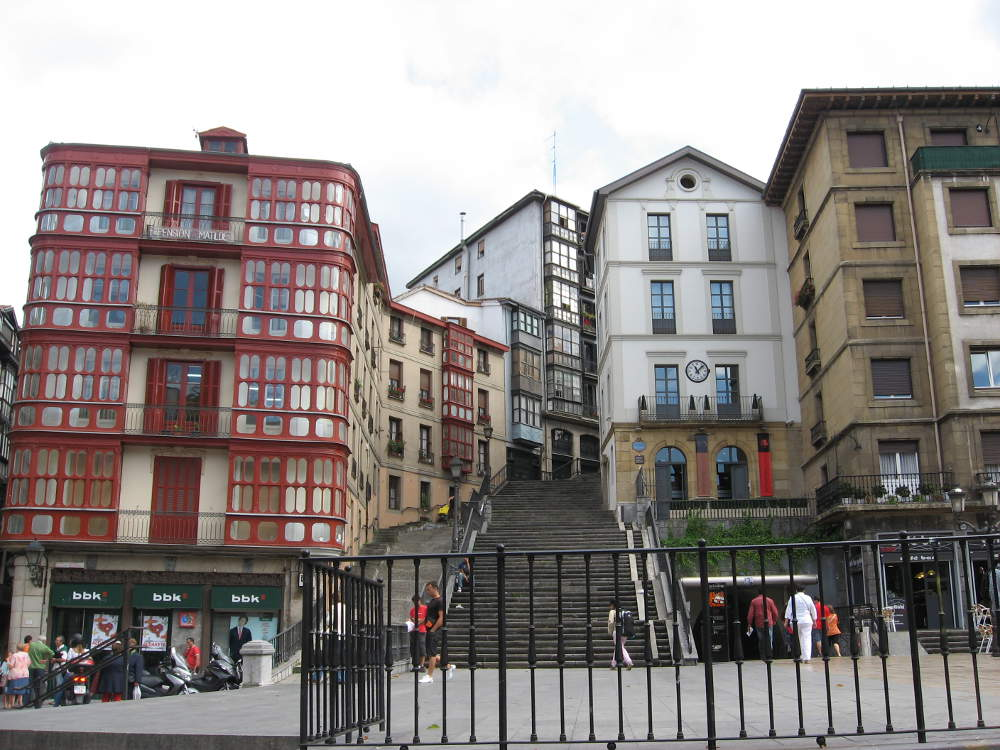 Basque Country - Bilbo/Bilbao - Casco Viejo