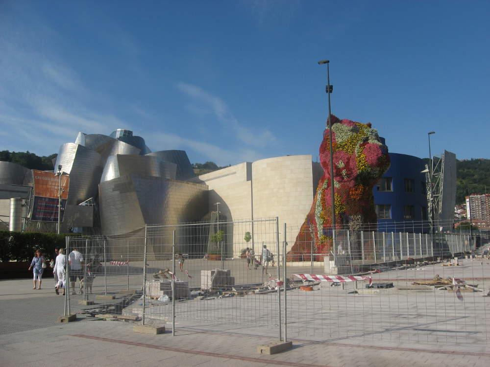 Basque Country - Bilbo/Bilbao - Guggenheim Museoa