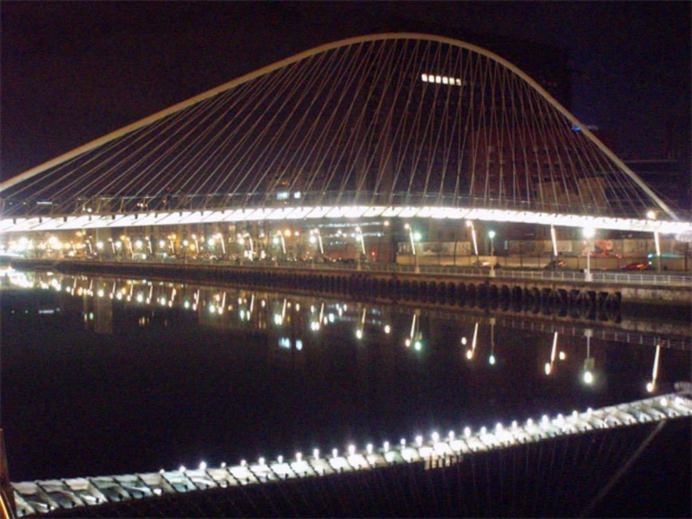 Euskal Herria - Bilbo/Bilbao - Puente de Calatrava