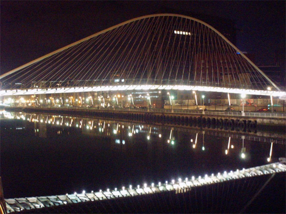 Basque Country - Bilbo/Bilbao - Puente de Calatrava