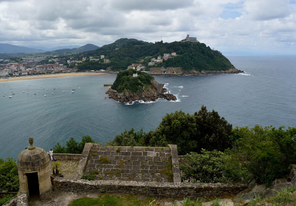 Basque Country - Donostia/San Sebastian - Urgull Mendiko