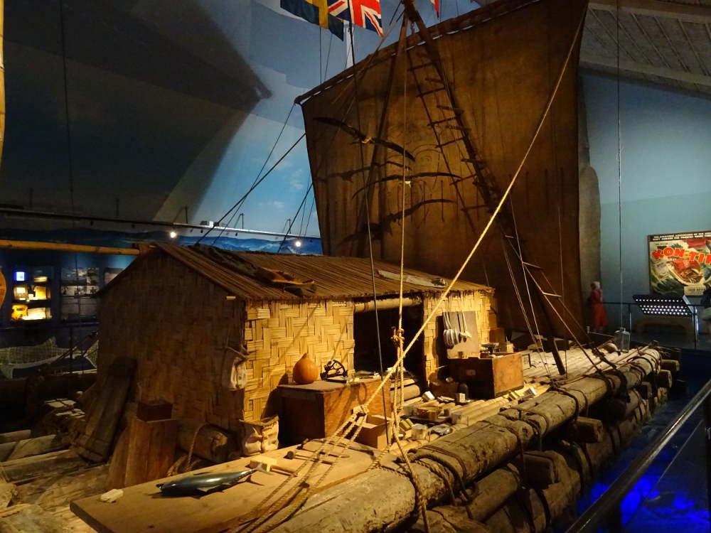 Norvegia - Oslo - Kon Tiki - museum