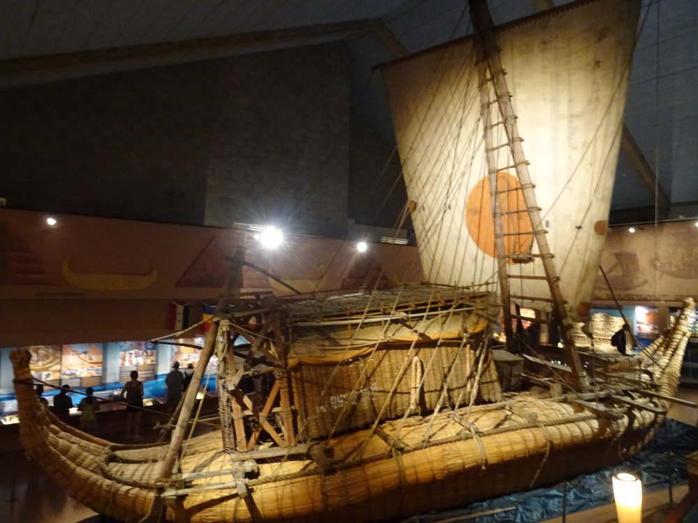 Noruega - Oslo - Kon Tiki - museo